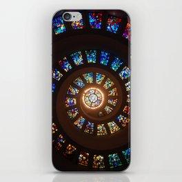 Sea Tower iPhone Skin