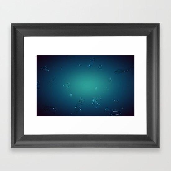 Tinnitus Framed Art Print