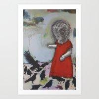 Purity Art Print
