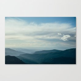 Cedar Breaks Blue Canvas Print