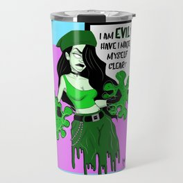 90'S Shego Travel Mug