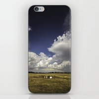 oklahoma iPhone & iPod Skins featuring Oklahoma by Tanner Albert