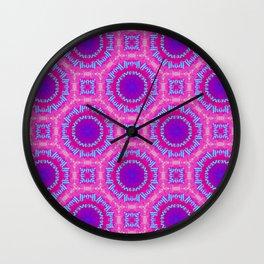 Electrifying Wall Clock