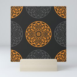 Rosette Mini Art Print