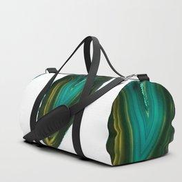 Upside-down flame Duffle Bag