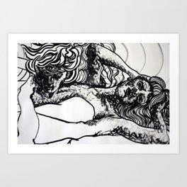 Something Unbroken Art Print
