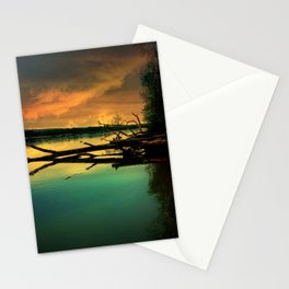 Eerie Afternoon Stationery Cards