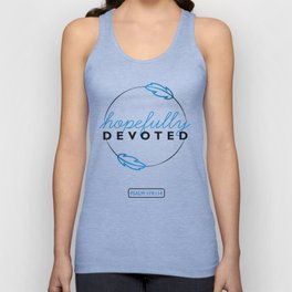 Hopefully Devoted Unisex Tank Top