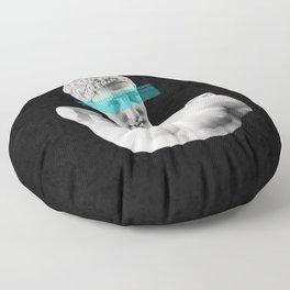 Hermes(the messenger of gods) Floor Pillow