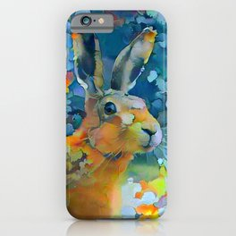 Who's There? iPhone Case