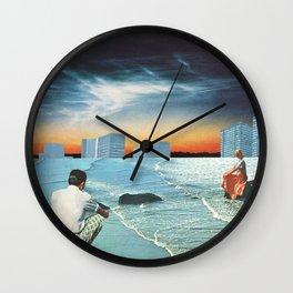 Sea Change Wall Clock