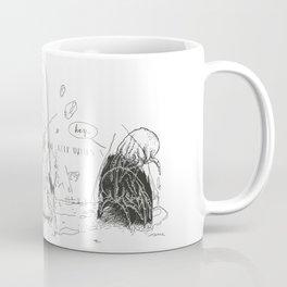 Acarism Hey Coffee Mug