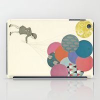 party iPad Cases featuring Party Girl by Cassia Beck