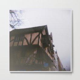 Cornmarket Street, Oxford Metal Print