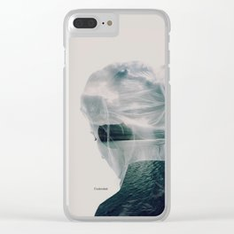 Listening Clear iPhone Case