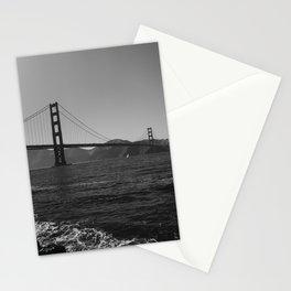 Golden Gate Bridge III Stationery Cards