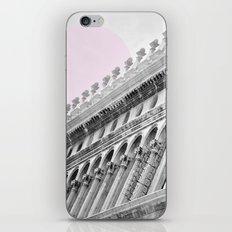 Venetian facade iPhone & iPod Skin