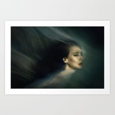 The Deep Nowhere Art Print