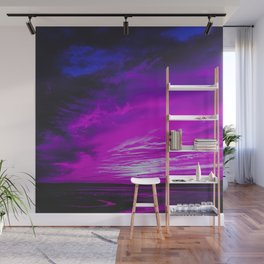 Aesthetic Vibes Wall Mural