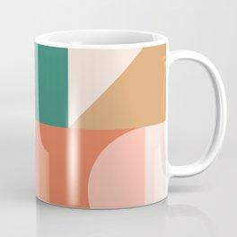 Modern Geometric 73B Coffee Mug