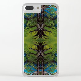 The Malah Clear iPhone Case