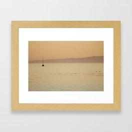Monterey, CA Framed Art Print