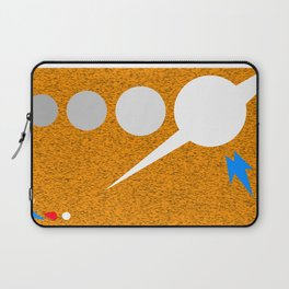 Fast Star Laptop Sleeve