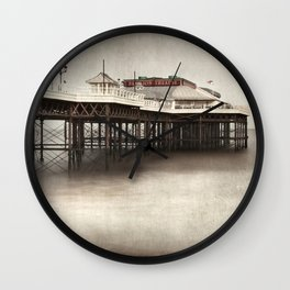 Cromer Pier, Norfolk Wall Clock