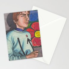 Art School Stationery Cards