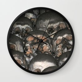 Sedlec XIV Wall Clock