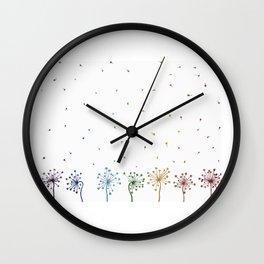 Taren-Layne Wall Clock
