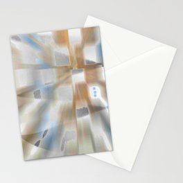 Windows Space Stationery Cards