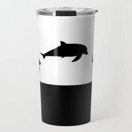 Dolfin Jumps Travel Mug