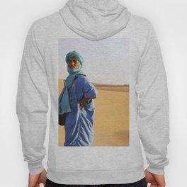 Blue Berber Morocco Hoody