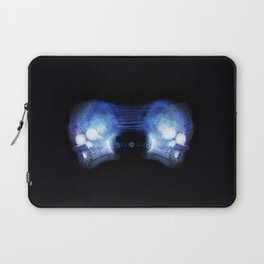 Quantum entanglement brain information connection Laptop Sleeve