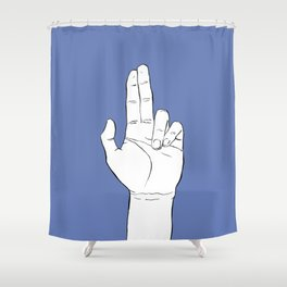 Mano Shower Curtain