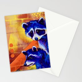 The masked one Stationery Cards