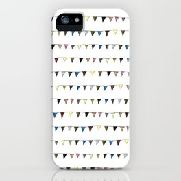 Flag Pattern iPhone Case