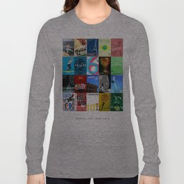 World Cup: 1930-2014 Long Sleeve T-shirt