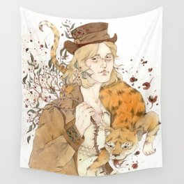 Tom Petty - Sichuan Pepper Wall Tapestry