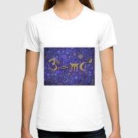 religious T-shirts featuring Religious Relativity by Joe Paczkowski