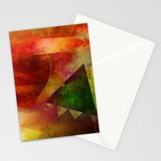Abstract 2017/001 Stationery Cards