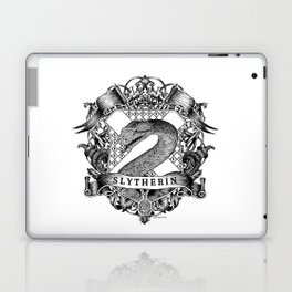 Slytherin Crest Laptop & iPad Skin