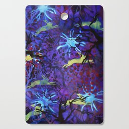 Dreamy nights Cutting Board