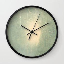 Minimal Scorching Wall Clock