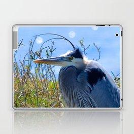 heron style Laptop & iPad Skin