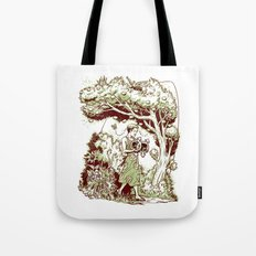 Intersectional Nature Tote Bag