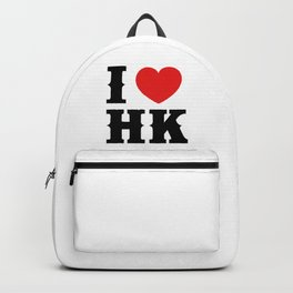I HEART HK Backpack