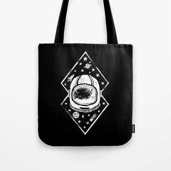 Space Traveller Tote Bag
