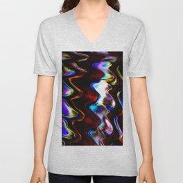 Colored Frame Unisex V-Neck